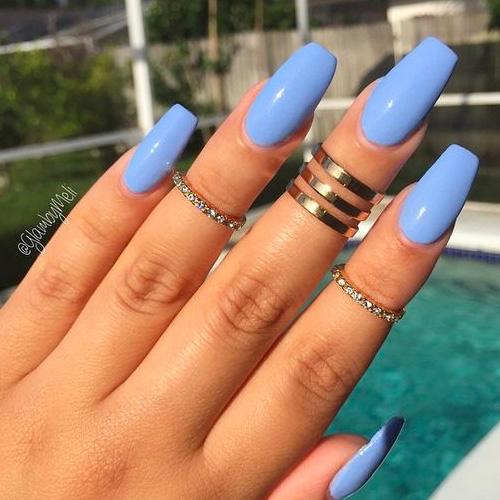 Summer 2018 23 Amazing Summer Nails Favhq Com