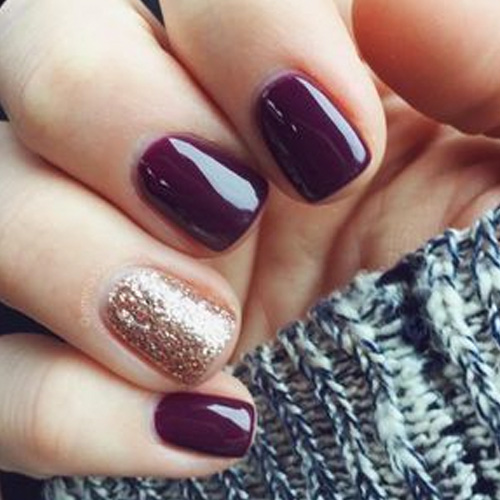 Best Fall Nails For 2018 45 Trending Fall Nail Designs Favhq